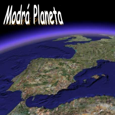 Modrá Planeta - Vojtěch Polášek