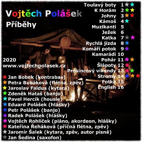 Vojtěch Polášek - Příběhy